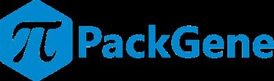 packgene logo